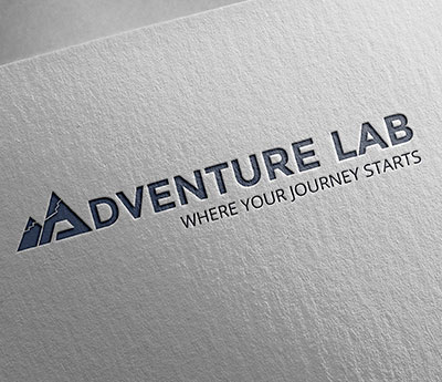 Logodesign  für Adventurelab